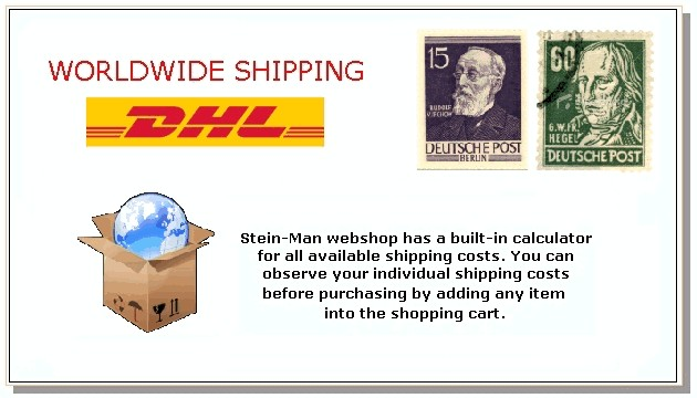 Stein Man Webshop For Authentic German Beer Steins And Stoneware