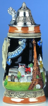 King Paris Beer Stein