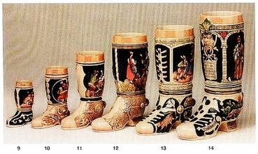 King Beer Boot Series