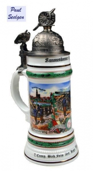 Military Reserve Replica Beer Stein