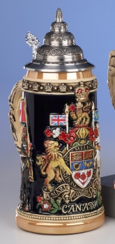 King Canada Beer Stein