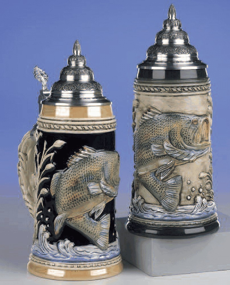 how to tell if a beer stein is authentic