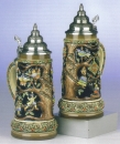 "King ""Days of Christmas"" Beer Stein"