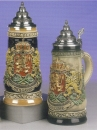 King Bulgaria Beer Stein