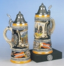 "King ""A little night music"" Austrian Beer Stein"