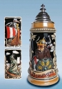 Zoeller & Born Viking Beer Stein