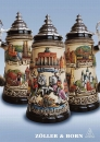 Zoeller & Born Panorama Germany Beer Stein