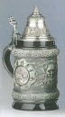 King Imperator Beer Stein