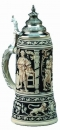 King 2002 Antique Beer Stein