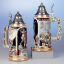 King Wiesn-Gaudi Beer Stein