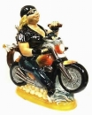 "King ""Biker Babe"" Beer Stein"