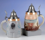 King Bi-Costume Beer Stein
