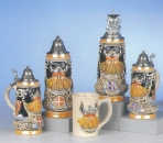 "King ""Leif"" The Red Erikssen Beer Steins"