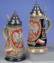 King Poland Beer Stein
