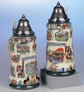 King Black Forest-Switzerland Beer Stein