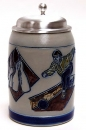 3090-12 Bowling Beer Stein