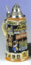 King Amsterdam Beer Stein