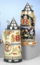 King Dutch Artists Beer Stein