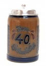3111-12 Birthday Beer Stein