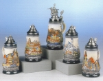 King Mini Relief Beer Stein