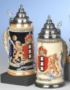 King Amsterdam-Coat of Arms Beer Stein