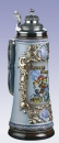 "Zoeller & Born ""St. Florian"" Firefighter Beer Stein"