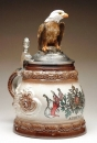 King Eagle Baroque Beer Stein