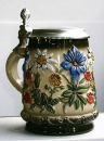King Edelweis Beer Stein