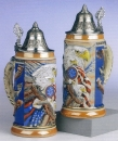 "King ""Eagle of Freedom"" Beer Stein"
