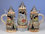 King Neuschwanstein Castle Beer Stein