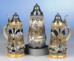 King Garmisch Beer Stein