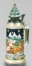 Zoeller & Born Christmas Beer Stein
