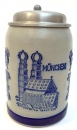 Girmscheid S26-12-German Cities Beer Steins