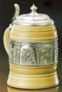 Gerz Farmers Dance Beer Stein