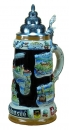 King Lake Constance Beer Stein