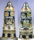 Music Beer Steins