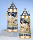 King Fathers Day Beer Stein