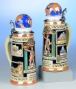 King World Wonders Beer Stein