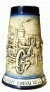 "King ""Alarm Anno 1853"" Beer Stein"