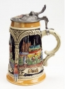 King Prague 3D Beer Stein