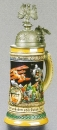 Zoeller & Born Red Baron Beer Stein