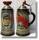 "Thewalt 1893 ""Red Baron"" Beer Stein"