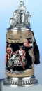 "King ""Born to Ride"" Beer Stein"