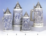 King Festival Beer Steins