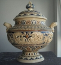 Old Historical Bowle