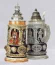 "Thewalt 1893 ""Kings"" Beer Stein"