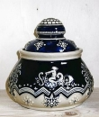 Thewalt Tobacco Jar