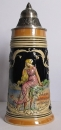"Thewalt 1893 ""Loreley"" Beer Stein"