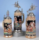King Tower Beer Stein